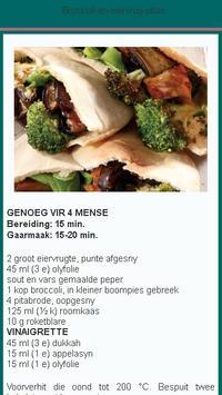 Vegetaries Resepte apk screenshot
