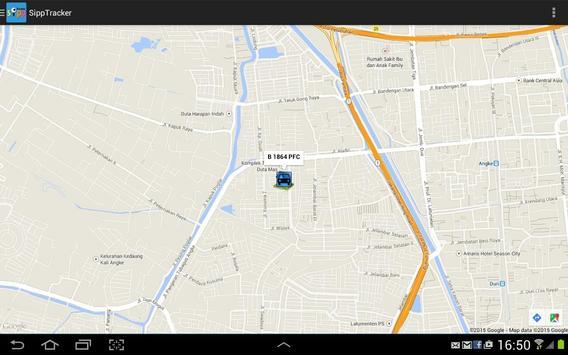 SIPPTRACKER - Business Edition apk screenshot