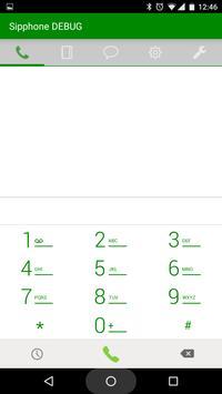 sip:phone poster