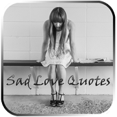 Sad Love Quotes For Heartbreak icon