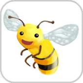 How To Draw Bee Animal icon