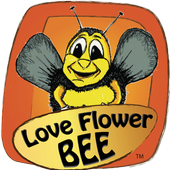 The Love Flower BEE icon
