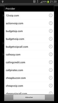 Phone2Phone Internet Calling apk screenshot