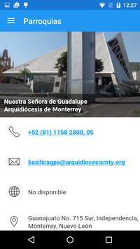 Parroquias MX apk screenshot
