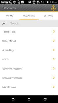 SiteDocs apk screenshot