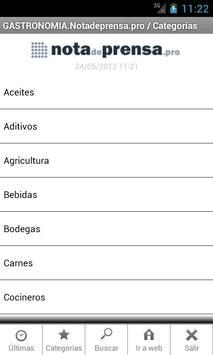Notadeprensa.pro - Deportes apk screenshot