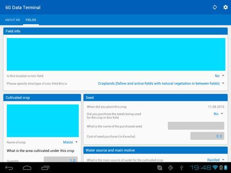 6G Data Terminal apk screenshot