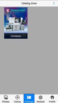 JOEN LIH MACHINERY CO., LTD. apk screenshot