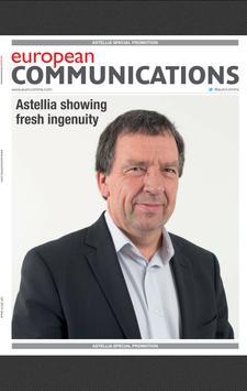 European Communications poster