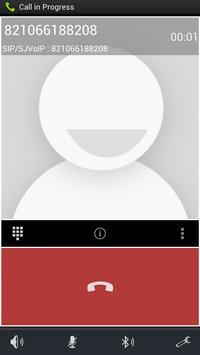 SJVoIP best VoIP service apk screenshot