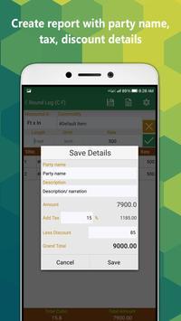 Timber Calculator Plus apk screenshot