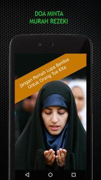 Doa Minta Murah Rezeki poster