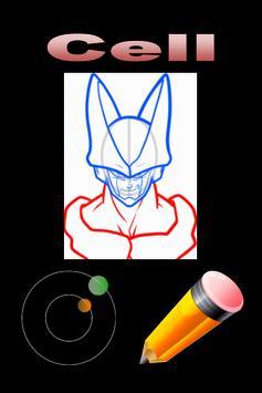 Sketch Dragon Ball XV apk screenshot