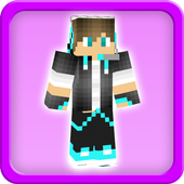 cool boy skins for minecraft 2 icon