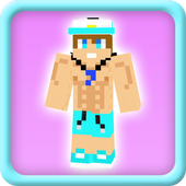 Hot boy skins for minecraft icon