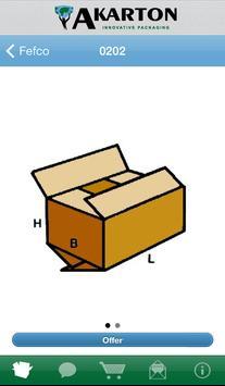 Akarton packaging guide Pro apk screenshot