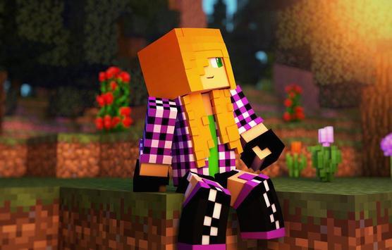 Skins for Minecraft PE Free apk screenshot