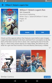 Skubit Comic Reader apk screenshot