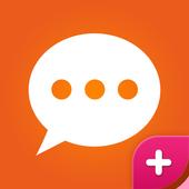 친구톡플러스 - 중고딩 친구만들기 10대 채팅 icon