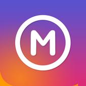Megafollow icon