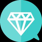웨딩톡 (웨딩정보공유,후기,추천 커뮤니티) icon
