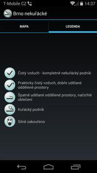 Brno nekuřácké apk screenshot