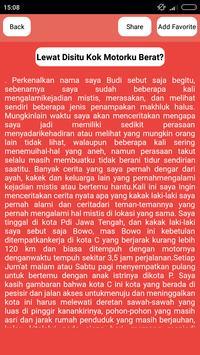 2000 Cerita Hantu Nyata apk screenshot