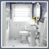 Bathroom Model Design icon