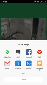 Bathroom Model Design apk screenshot