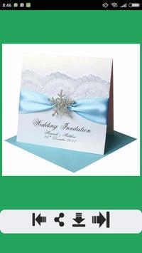 Wedding Invitation apk screenshot