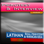 Psikotest Soal & Interview icon