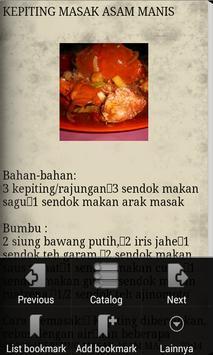 Chinese Food Resep apk screenshot