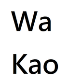 Wakao_哇靠聊天室 icon
