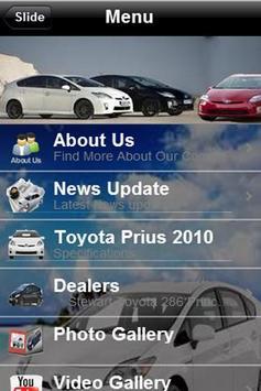 2010 Toyota Prius poster