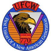 UFCW Local 770 icon