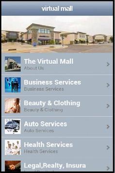 Las Vegas Virtual Mall poster