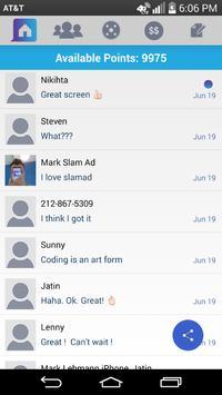 SlamAd apk screenshot