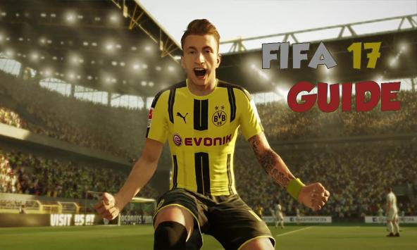 Full Guide Fifa 17 : Tricks poster