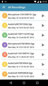 Any Audio Recorder poster