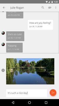 Slick SMS apk screenshot