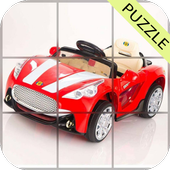 Car Games For Kids Puzzle icon