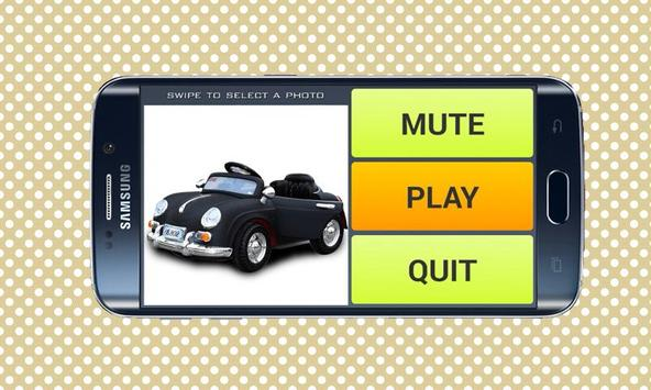 Car Games For Kids Puzzle poster