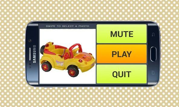 Car Games For Kids Puzzle apk screenshot
