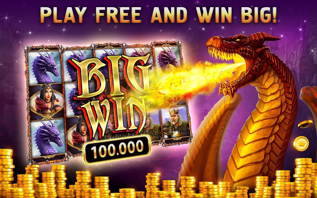 5 dragon slots free download