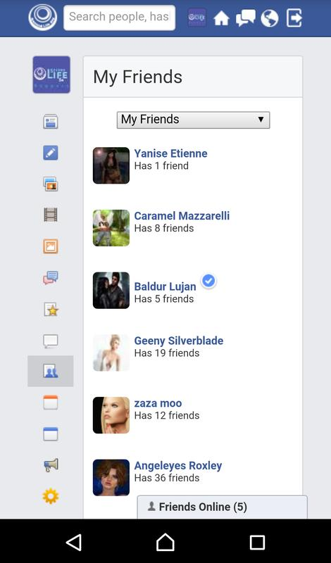 how to make a social networking app for android