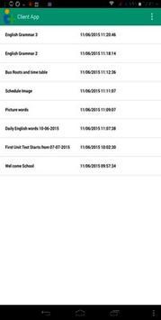 EVI Notice Board App ORG. apk screenshot