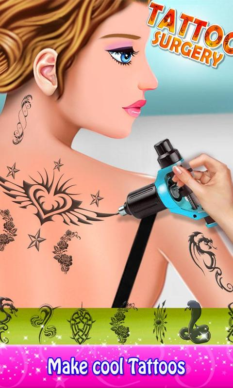 Tattoo Games Free Online