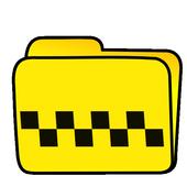 Taxi Clerk Free icon
