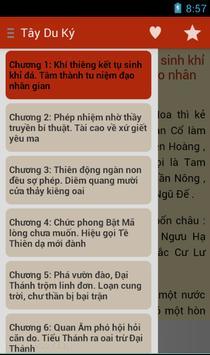 Tây Du Ký Truyện apk screenshot
