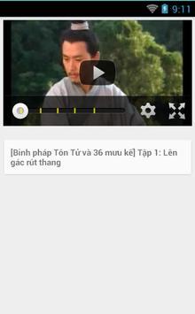 Binh pháp Tôn Tử apk screenshot
